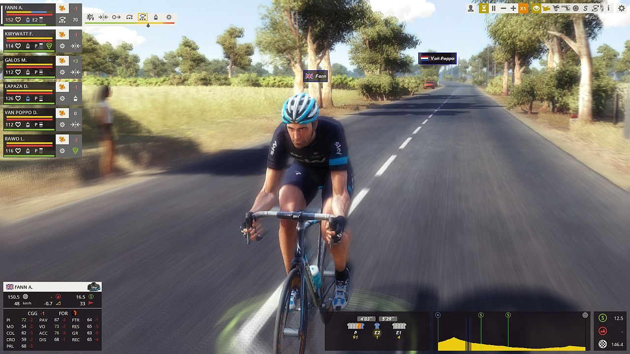 Pro Cycling Manager 2016 immagine PC PS4 Xbox One 01