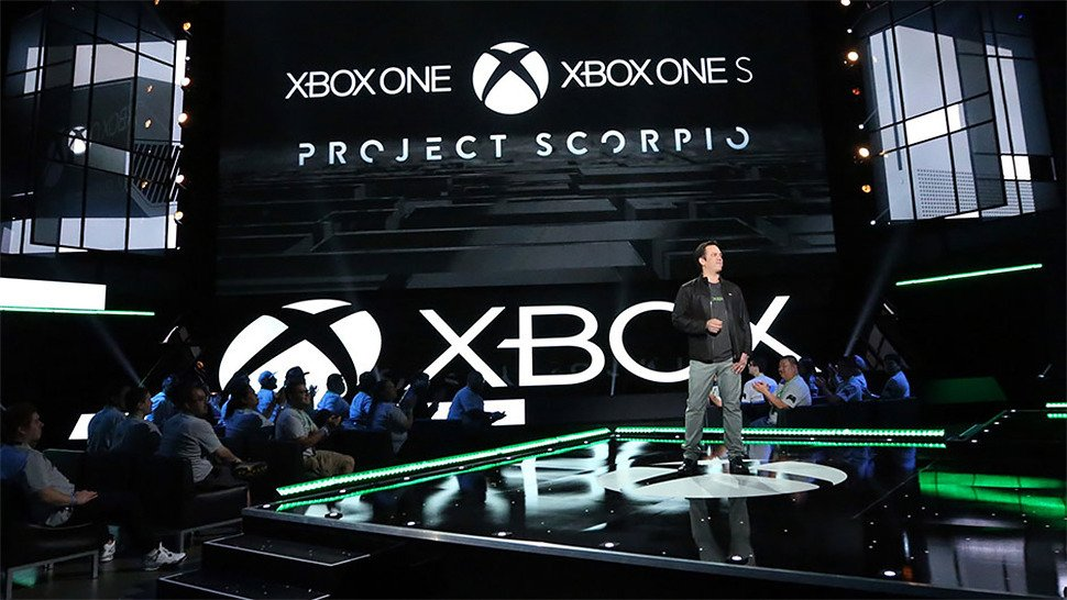 Project Scorpio 4K microsoft e3 2016