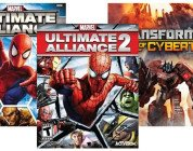 Ultimate Alliance e Fall of Cybertron classificati in Taiwan