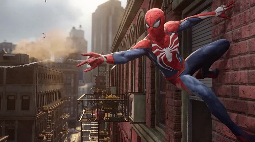 Spider-Man insomniac playstation experience