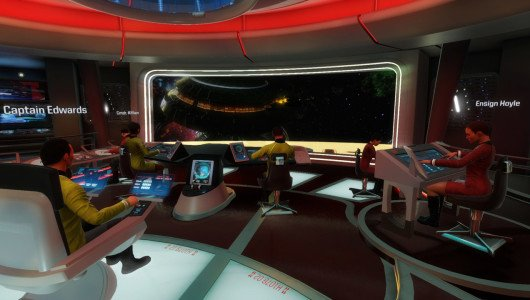 star trek bridge crew rinviato 2017