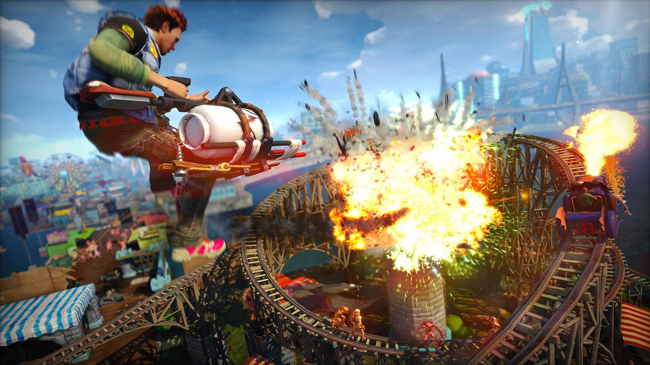 Sunset Overdrive pc steam