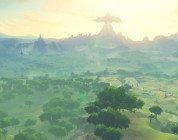 The Legend of Zelda Breath of the Wild gold