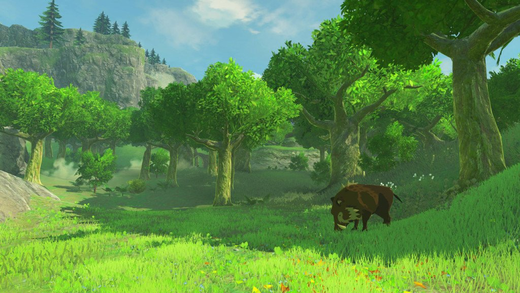 The Legend of Zelda Breath of the Wild 06