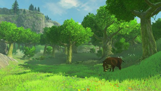 the legend of zelda open world The Legend of Zelda Breath of the Wild 06