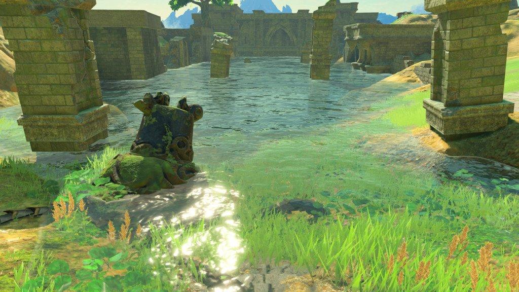 The Legend of Zelda Breath of the Wild rinviato