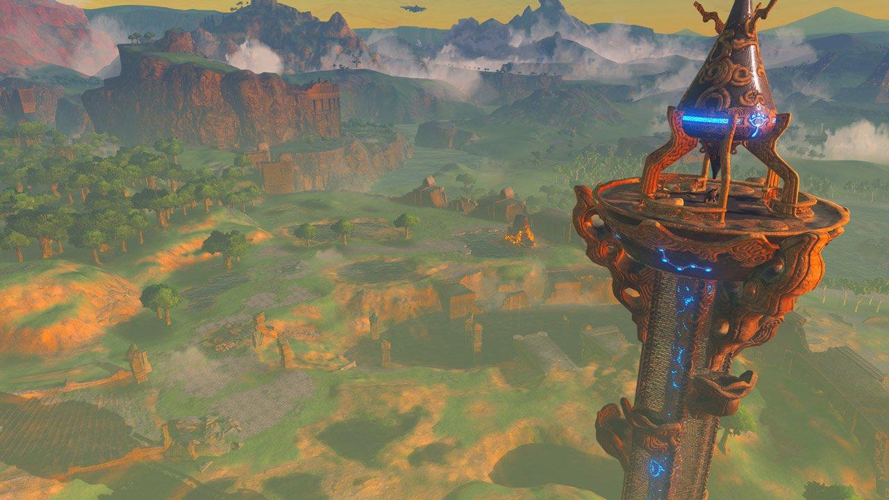 The Legend of Zelda Breath of the Wild 09