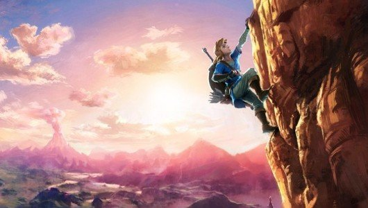 The Legend of Zelda Breath of the Wild e3 2016