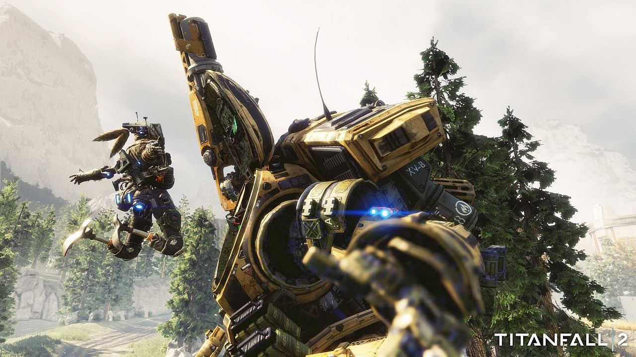 Titanfall 2 immagine PC PS4 Xbox One 01