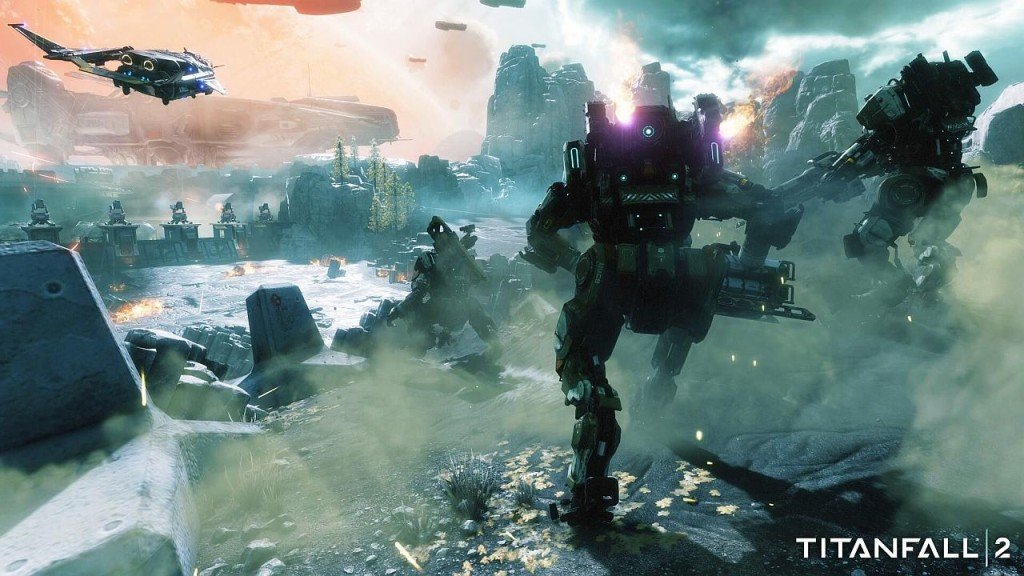 Titanfall 2 ps4 pro