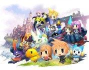 World of Final Fantasy trailer tgs 2016