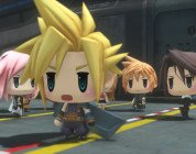 World of Final Fantasy: demo disponibile in Europa e Australasia