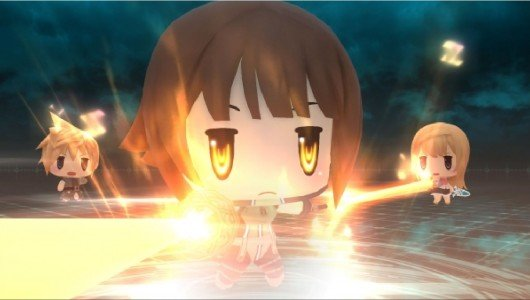 World of Final Fantasy: tre nuovi video di gameplay