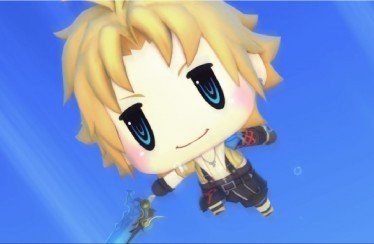 World of Final Fantasy: un nuovo gameplay dall'EGX 2016