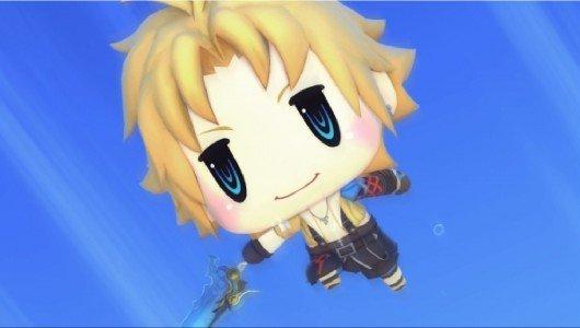 World of Final Fantasy: un nuovo gameplay dall'EGX 2016