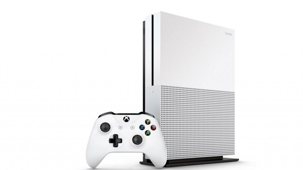 Xbox One S Kinect