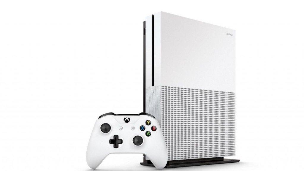 Xbox One S data uscita