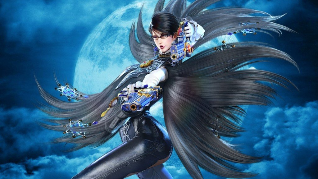 Platinum Games nintendo switch bayonetta