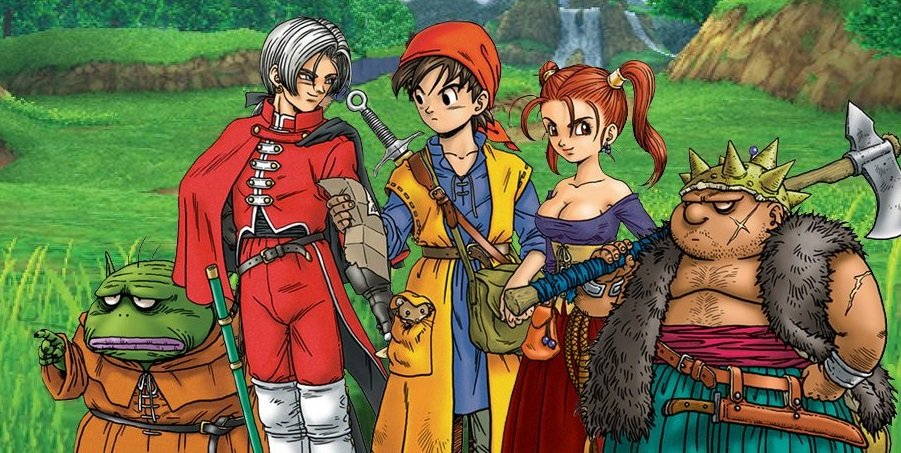 Square Enix parla della scarsa popolarità di Dragon Quest in occidente