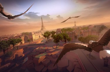 Eagle Flight VR: pubblicato un nuovo trailer di gameplay