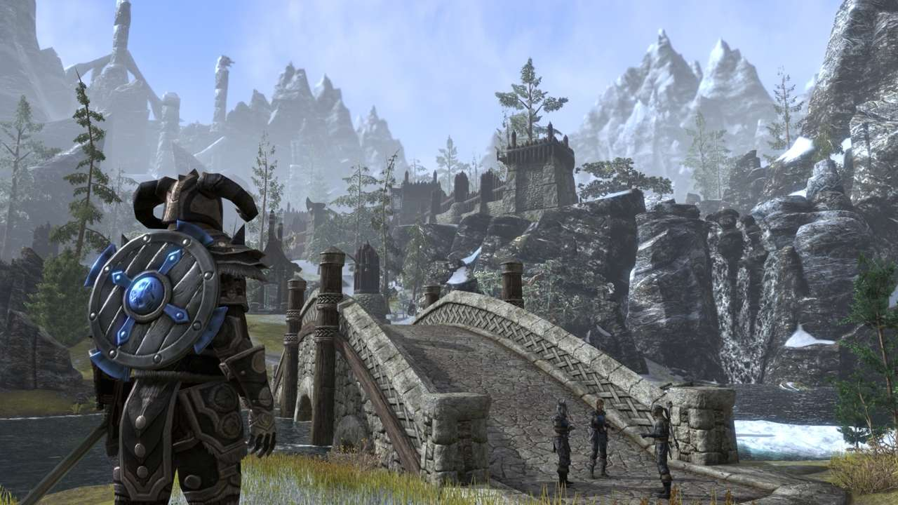 The Elder Scrolls Online Gold Edition è disponibile da oggi