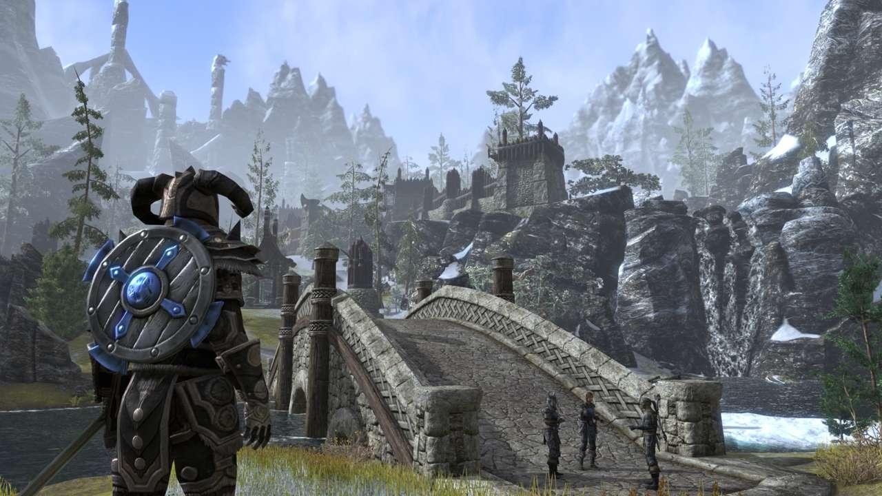 Bethesda domani farà un grande annuncio per The Elder Scrolls Online