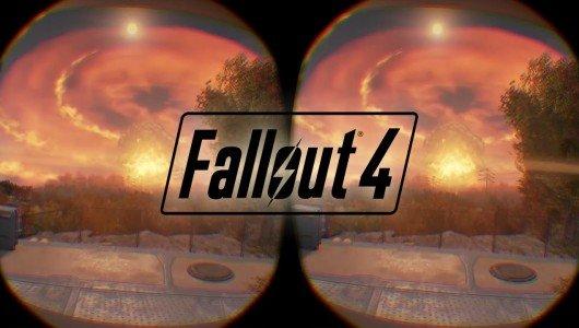 fallout 4 bethesda vr