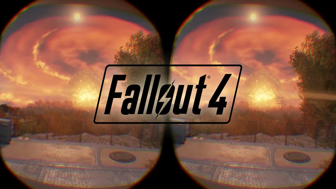 fallout 4 bethesda vr