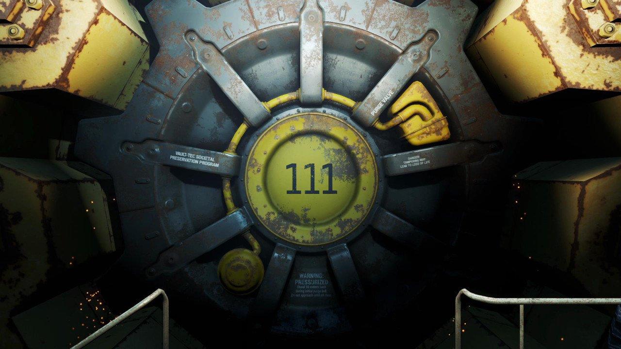 vault-tec- workshop Fallout 4 dlc
