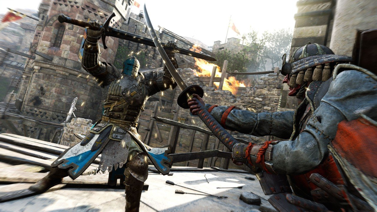 for honor e3 2016 immagine pc ps4 xbox one