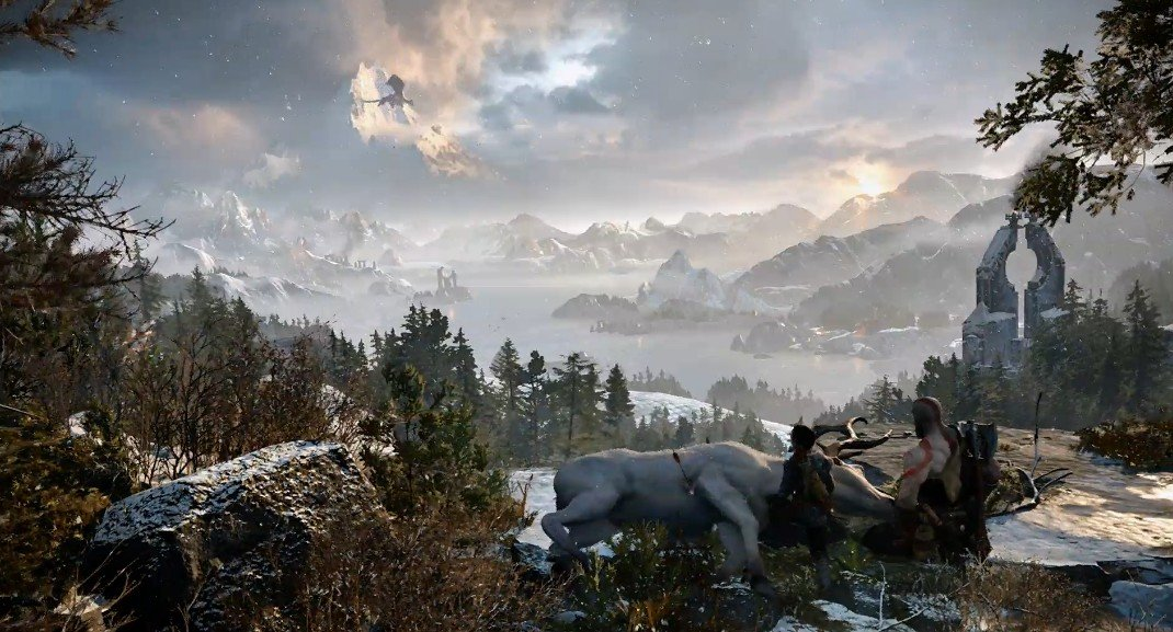 god of war e3 2016 immagine 2 news