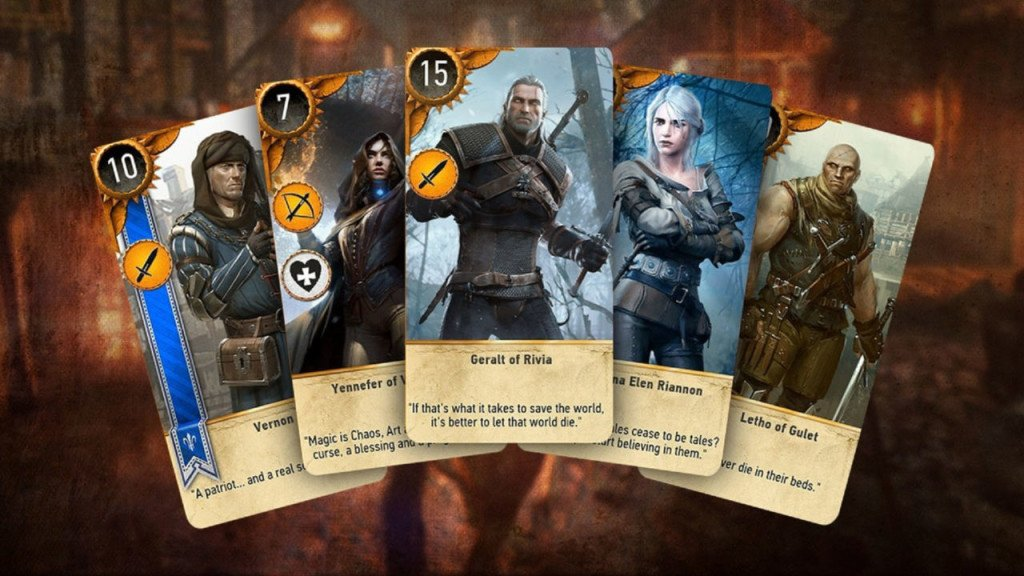 Gwent multiplayer ps4 xbox one