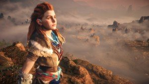 horizon zero dawn trailer gameplay playstation meeting