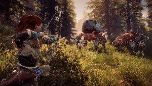 Horizon Zero Dawn: un lungo gameplay dal Tokyo Game Show 2016