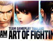 The King of Fighters 14: un trailer per il Team Art of Fighting