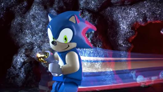Sonic e compagni si uniranno al cast di LEGO Dimensions a novembre