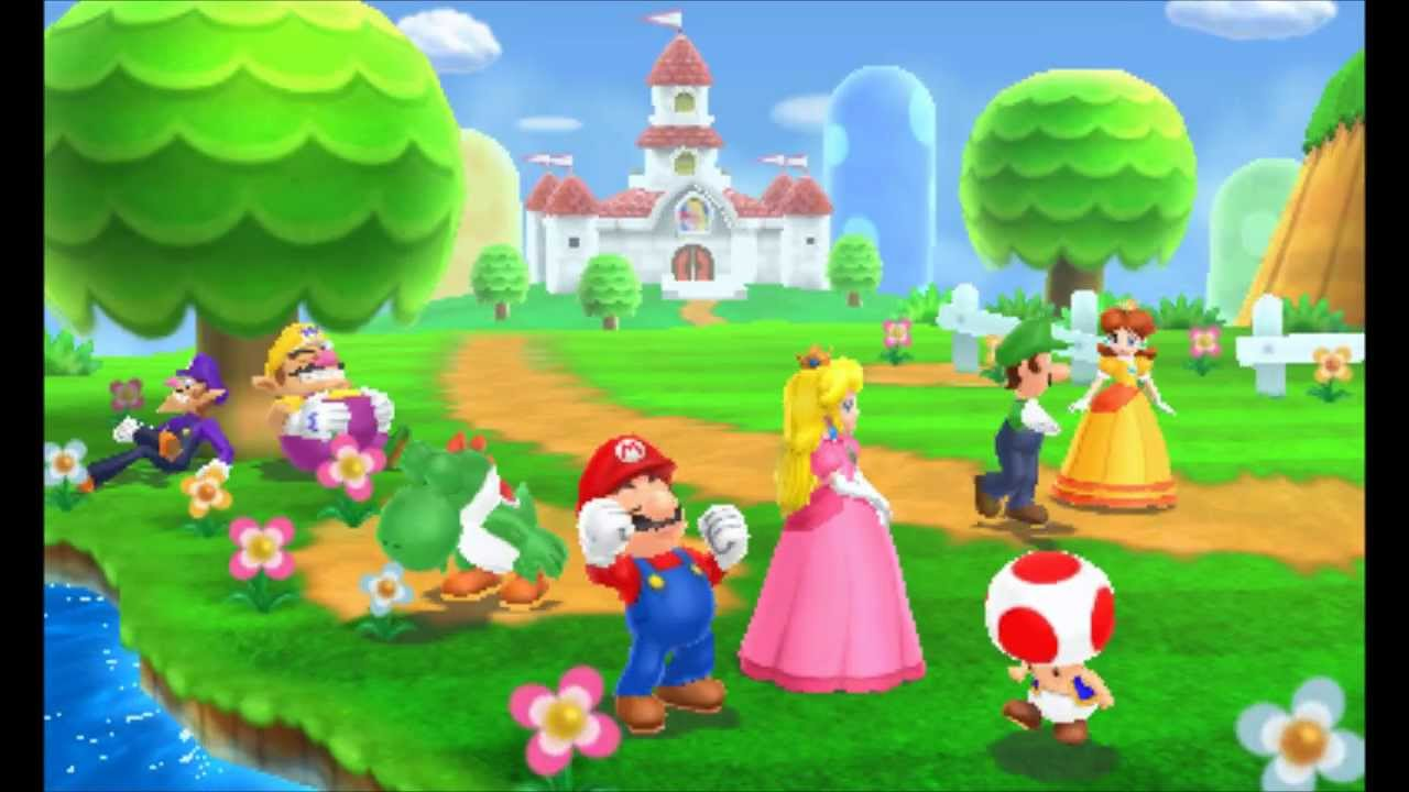 Nintendo annuncia Mario Party Star Rush