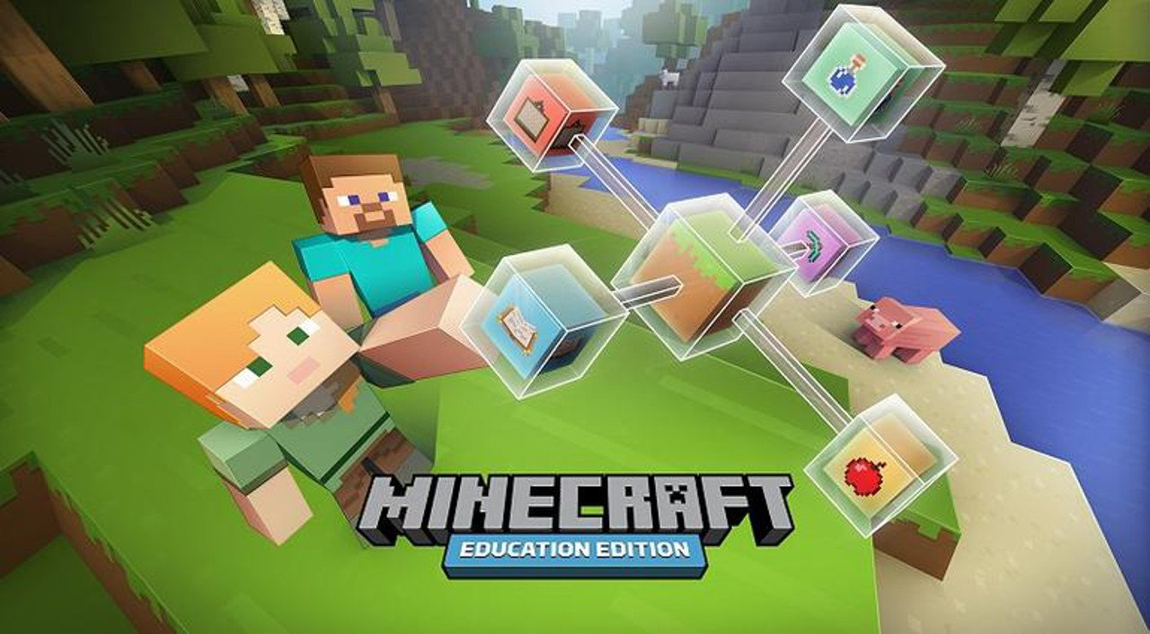 Microsoft annuncia Minecraft: Education Edition