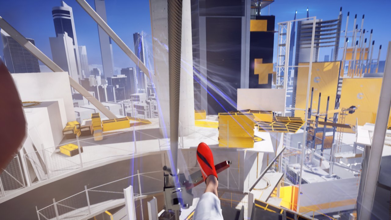 mirror's edge catalystr recensione pc ps4 xbox one 17