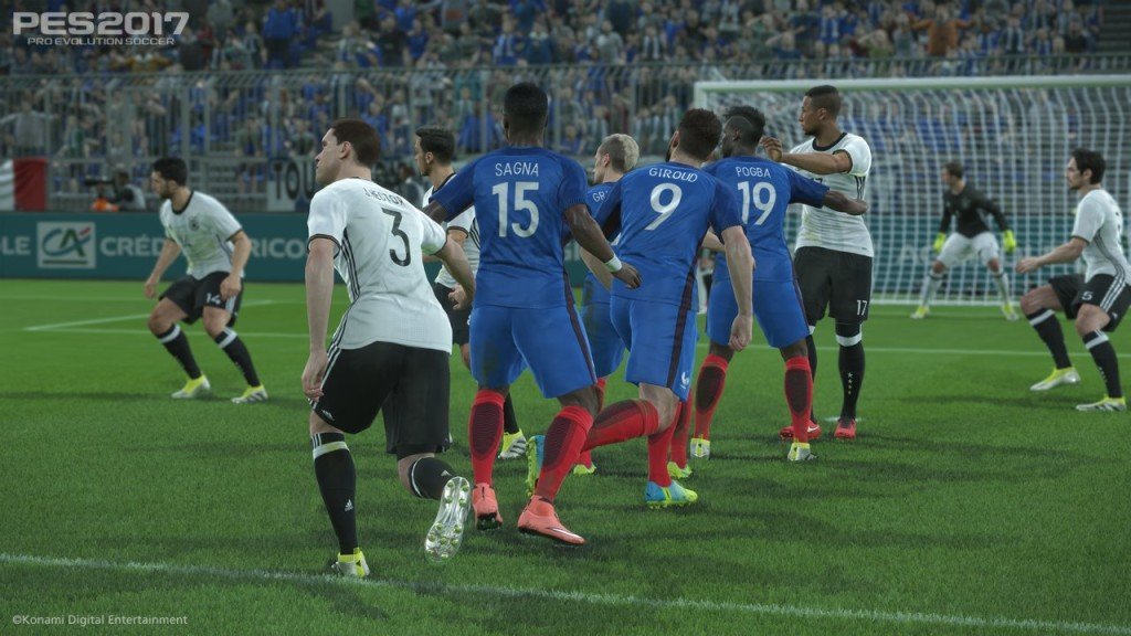 PES 2017 patch ps4 pro