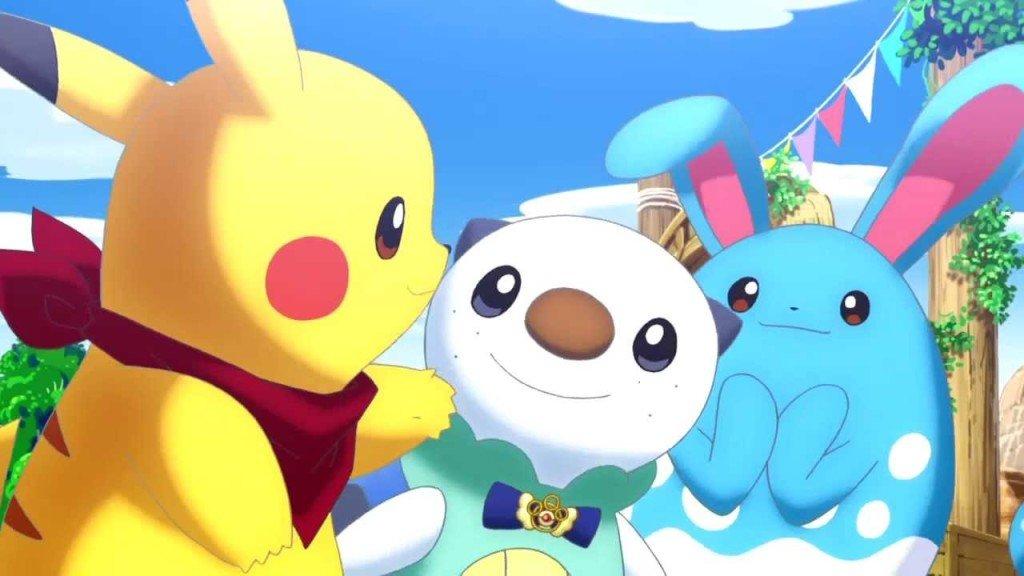 Pokémon Summer Show Pokèmon Mistery Dungeon: tre giochi in arrivo su Wii U