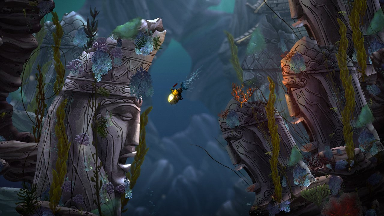 Song of the Deep è entrato in fase gold