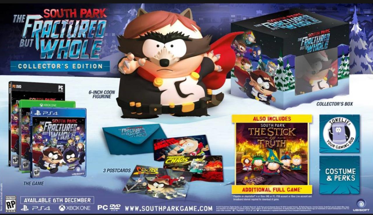 South Park Scontri Di-Retti avrà cinque diverse edizioni