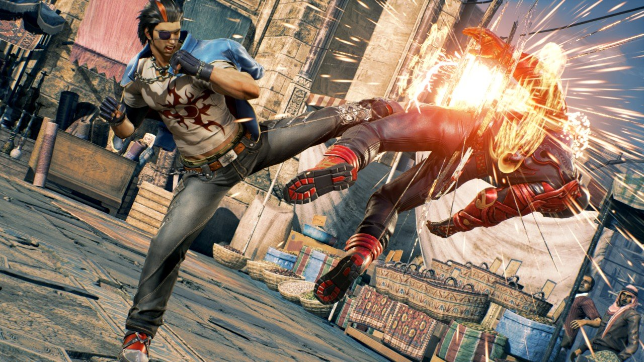 Tekken 7 potrebbe uscire a febbraio 2017 su PC e console