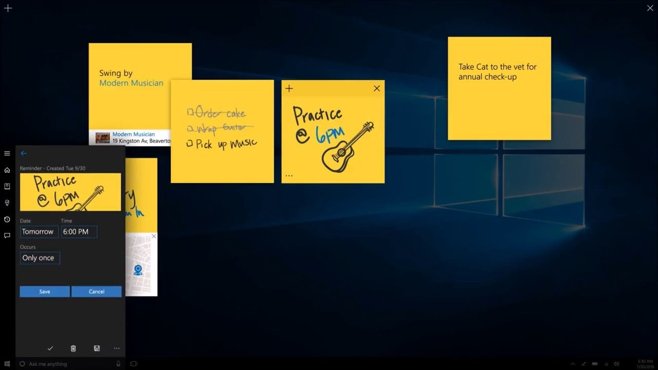 Microsoft annuncia l'arrivo di Windows 10 Anniversary Update