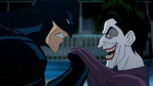 Batman The Killing Joke Cinema