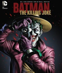 Batman The Killing Joke Cinema locandina