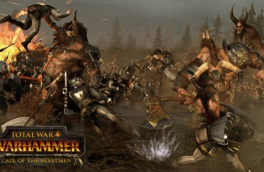 Call of the Beastmen DLC Total War Warhammer