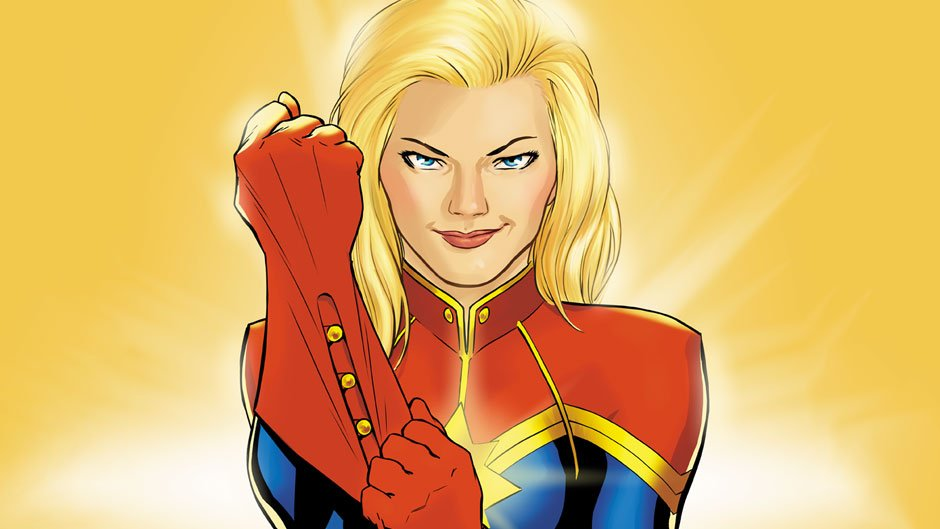 Captain Marvel registi