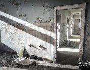Cernobyl VR Project HTC Vive
